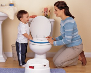 Toilet Training For Little Boys