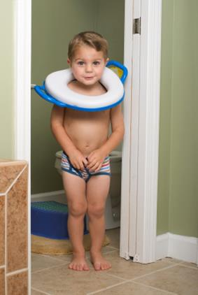 Watch For Signs When to Start Potty Training Boys