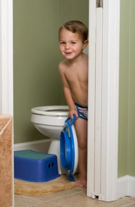 Potty Training Bladder Control